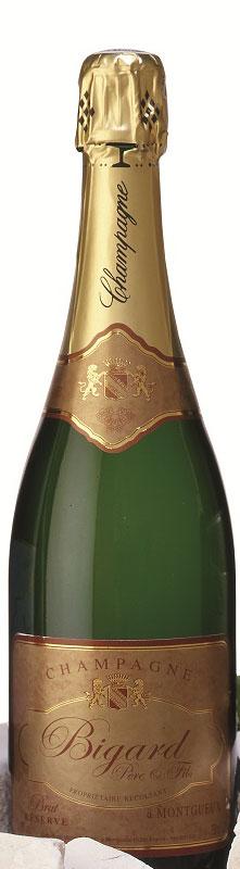 Champagne Cuvée Réserve